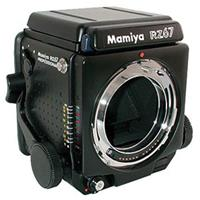 Mamiya Rz Pro Body Wwl Finder 36 - 666