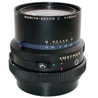 Mamiya sekor Z Rz F W Lens mm 87 - 321