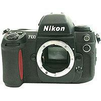 Nikon F SLR Auto Focus Camera Body 166 - 435