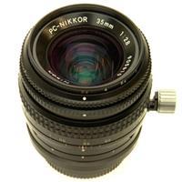 Nikon Pcchrome Shift Knoblens 229 - 87
