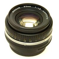 Nikon Ais Lens  97 - 624
