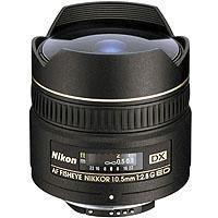Nikon g Ed if Af DFisheye 188 - 216