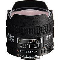 Nikon Af d Fisheye Lens 89 - 135
