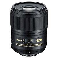 Nikon g Ed Afs Micro 27 - 37