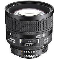 Nikon Af d Lens  124 - 129