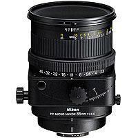 Nikon f DSHIFT Auto Focus AIS Lens 89 - 665