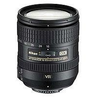 Nikon F g Af s DEd Vr 243 - 684
