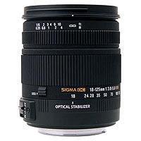 SIGMA DC OS HSM FOR DIGITAL NIKON 185 - 211