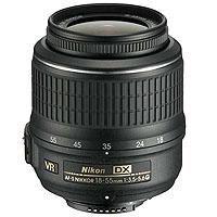 Nikon g Af s DVr 71 - 552