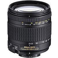 Nikon Af g Ed if 208 - 204