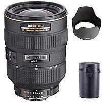 NIKON EDIF AF S AF makes noise mf not smooth COSMETICALLY ITS E CONDITION 93 - 752