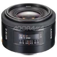Sony F Wideangle Dig Slr Lens 138 - 32