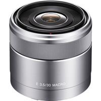 Sony F E NeSilver Lens 125 - 309