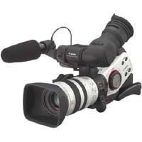 Canon XL MiniDV CamcorderOptical Zoom Lens 120 - 365