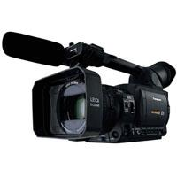 Panasonic AG HVXA CCD HDDV Handheld Camcorder  390 - 225