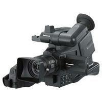 Panasonic AG DVC CCD DV Proline Shoulder Mount Mini DV Camcorder 255 - 129