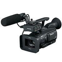 Panasonic AG HMC MOS Handheld AVCCAM Camcorder Hours 105 - 559