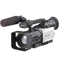 Panasonic AG DVXA CCD Mini DV Cinema Video Camcorder Hours 294 - 257