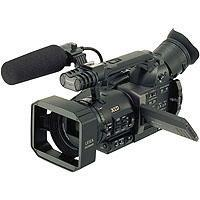 Panasonic AG DVXB CCD Mini DV Cinema Video Camcorder Hours 199 - 615