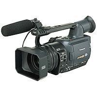 Panasonic AG HVX CCD DV Pro HDV Camcorder Hours 104 - 303