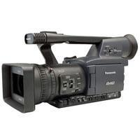 Panasonic AG HPX CCD HD Handheld Camcorder Hours 69 - 746