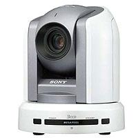 Sony BRC CCD Mega Pixel PTZ Robotic Color Video Camera 151 - 422