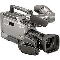 Sony DSR PRO DV DVCAM Camcorder Hours 247 - 237