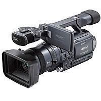 Sony HDR FX Digital HDV i High Definition Handycam Camcorder 73 - 599