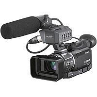 Sony HVR AJ Digital HDV i High Definition Handycam Camcorder  75 - 588