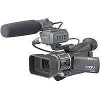 Sony HVR AU Digital HDV i High Definition Handycam Camcorder Hours 114 - 554