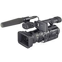 Sony HVR ZU Digital HDV i High Definition Handycam Camcorder Hours 390 - 225