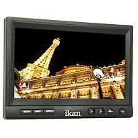 ikan VHDMI TFT LCD Monitor Sony PlateComponent S Video Composite Inputs NTSCPAL 287 - 130
