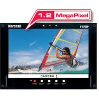 Marshall TFT Megapixel Stand alone Video Assist Monitor V mount Battery Adapter 155 - 332