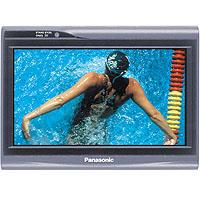 Panasonic TC WMSL Color Display LCD Monitor Camera Mountable Switchable DC Powered 265 - 110