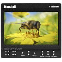 Marshall SmallCamera Top Portable Field Monitor HDMI V LCD HDI 140 - 799