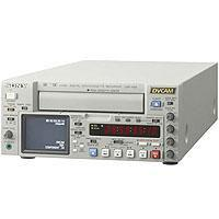 Sony DSRA DV Cam Compact Half rack Digital VTR LCD Monitor 92 - 682