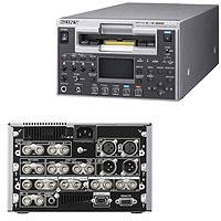 Sony HVR Professional Editing Digital HD Video Tape Recorder Player Hours 82 - 772