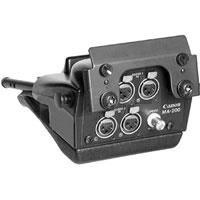 Canon MA Microphone Adapter XLR Inputs BNC Video inout the Canon XLXLS Camcorders 304 - 165