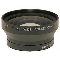 Century OpticsWide Angle Converter Lens the Sony HDR FX HVR ZU HDV Video Camcorders 101 - 427