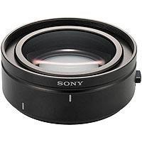 Sony VCL HGWide Angle Conversion Lens the Sony HDR FX and HVR VU Camcorders 102 - 711