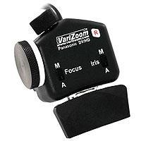 VariZoom VZ ROCK PZFI Zoom Focus Iris Rocker Control Panasonic DVXB and HVX Video Cameras 339 - 196