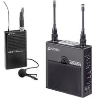 Azden udr Lavalier Microphone System weh Omni directional lavalier microphone system 92 - 765