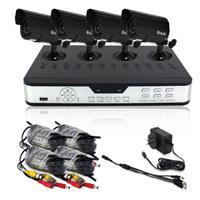 Zmodo Surveillance ch Cctv Cam Sys Kit 137 - 77
