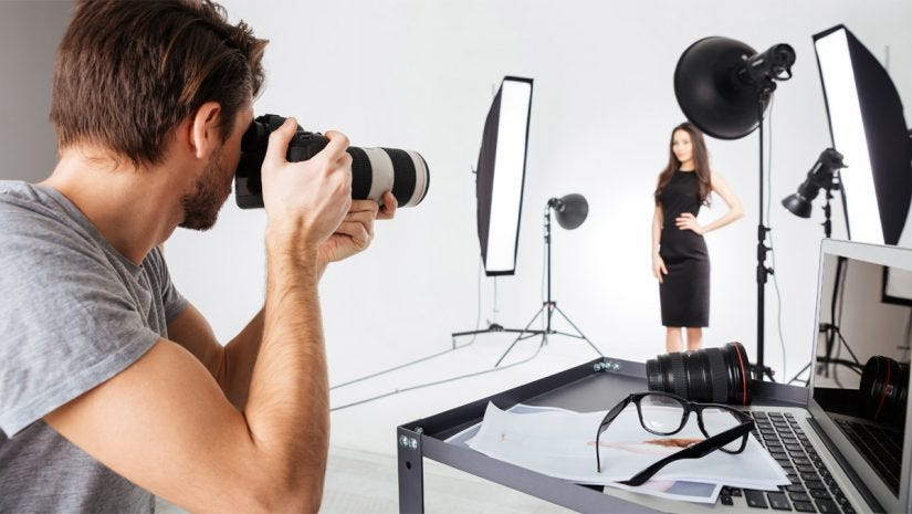 Understanding How Soft Boxes Work Expert Photography