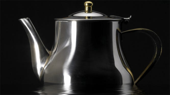 aluminum reflective teapot & Double Diffusion Lighting Technique is Helping Photographers Fix ... azcodes.com