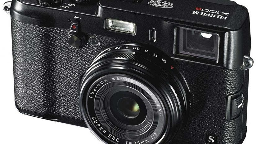 Fujifilm Announces Super-Fast Portrait Lens, Black X100s