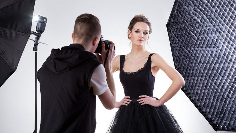 Cocktail Dresses Photography