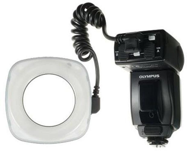 Olympus Ring Flash Set