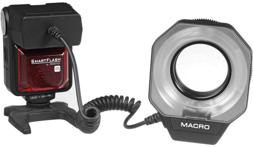Phoenix SmartFlash RF46C Macro Ring Flash