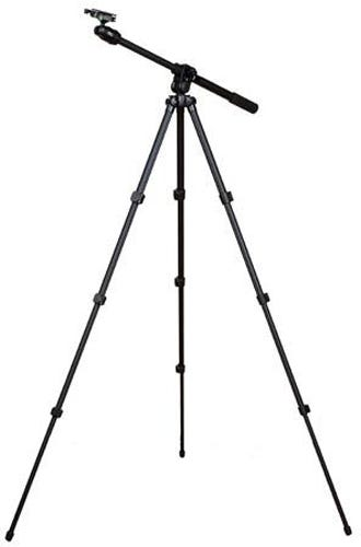 Velbon 4 Section Aluminum Versatile Tripod